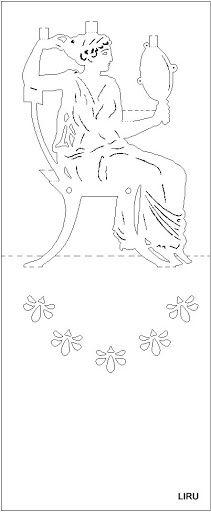 kirigami – liru_origami – Picasa Nettalbum
