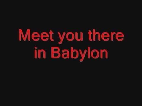 Scars On Broadway - Babylon Lyrics