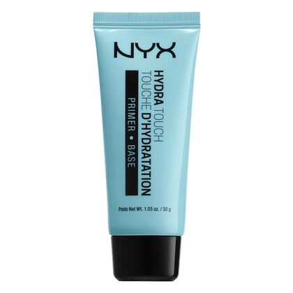 Prime your skin with our Hydra Touch Primer to make sure your makeup stays perfect all day long!