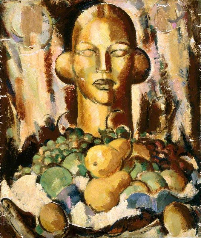 John Duncan Fergusson 1874-1961 Eastre and Fruits
