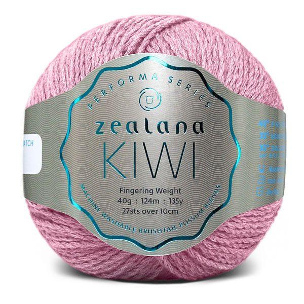 Colour Kiwi Aurora pink, Performa Fingering weight, Performa Kiwi, Zealana Kiwi Aurora pink, Zealana Kiwi, Aurora pink 15, Zealana Aurora pink, knitting yarn, knitting wool, crochet yarn.