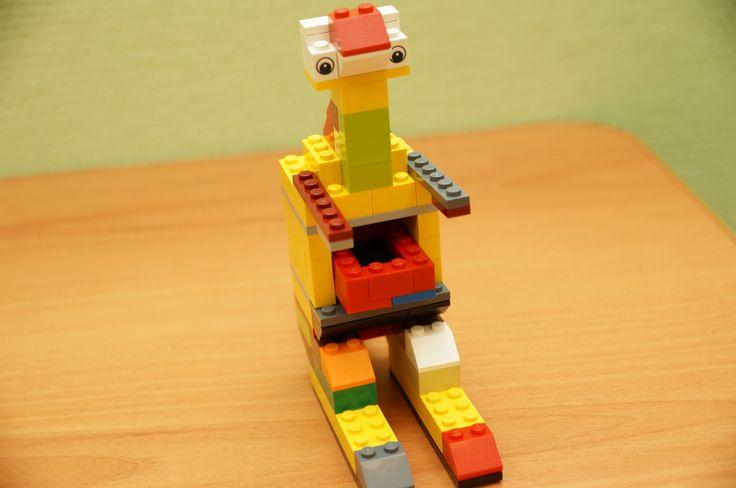LEGO Кенгуру