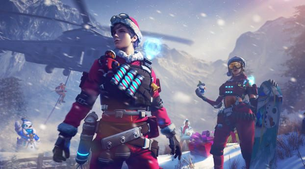 Garena Free Fire Winter Wallpaper Hd Games 4k Wallpapers Images Photos And Background Wallpapers Den In 2021 Winter Wallpaper Fire Image Fire Cool free fire wallpapers hd caroline