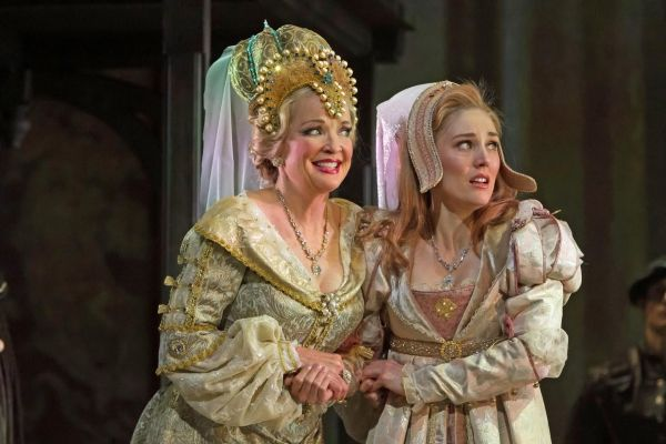 Photo Flash: First Look at Christine Ebersole and Mara Davi in World Premiere of EVER AFTER at Paper Mill Playhouse