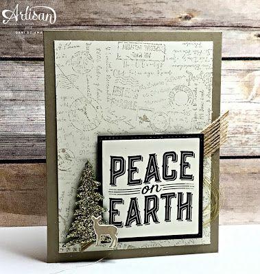 Dani's Thoughtful Corner: Stampin' UP! Artisan Design Team Blog Hop- Carols of Christmas