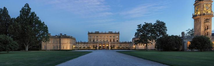 A neoclassical manor perched on 376 beautiful acres of National Trust parkland, Cliveden hotel has an air of not-so-faded grandeur and glamour that attracts politicos and the literati.