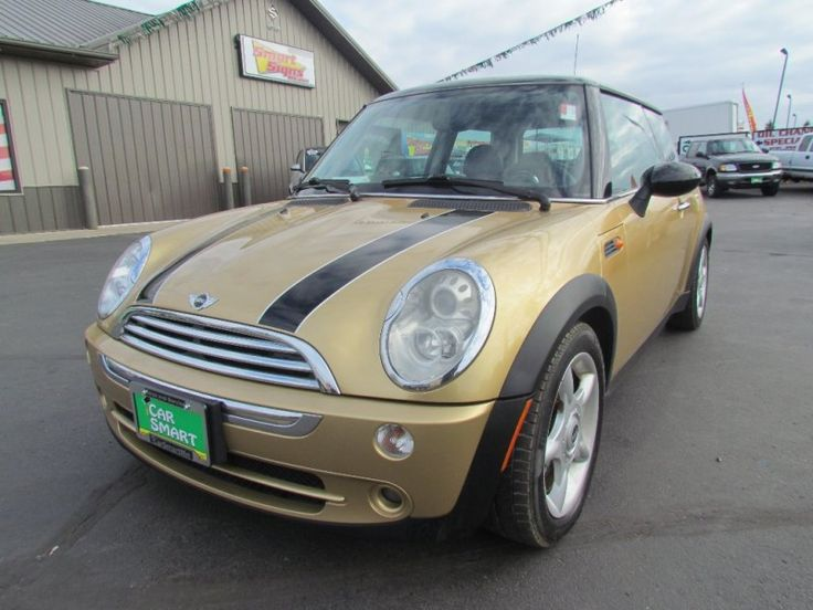 2005 Mini Cooper Hardtop $5977 http://www.carsmartmn.com/inventory/view/9570069