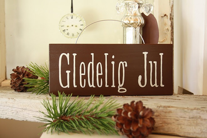 Merry Christmas In Norway