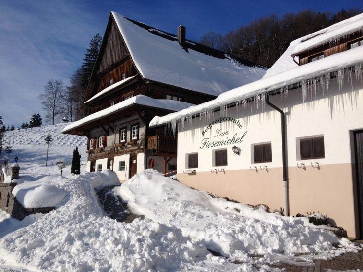 Bergvesperstube zum Fiesemichel - das idyllische Wanderziel am Simmersbacher Kreuz