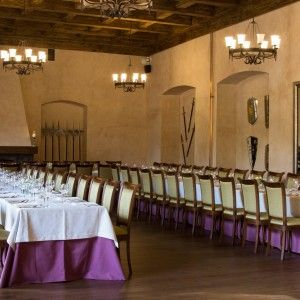 Organise a conference or event in Uniejów Castle in Central Poland. Enjoy the thermal baths complex next door!