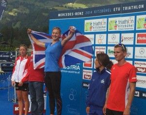 """""""Surround yourself with a team and focus on the positives."""" Kimberley has gone from GOSH to Team GB triathlete, here she tells us about life after heart surgery: http://blog.gosh.org/patientsandparents/from-gosh-to-team-gb/"""