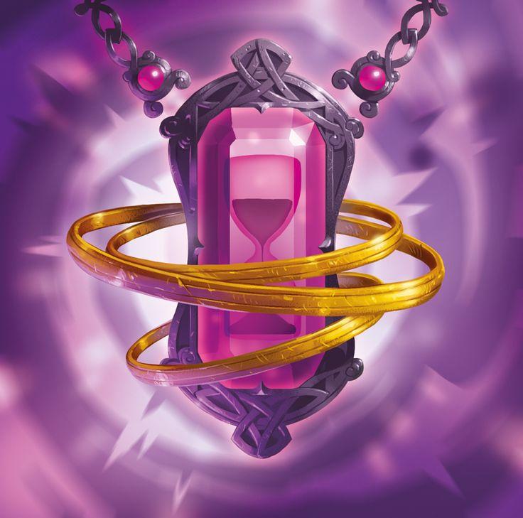 Amulette du temps by naiiade