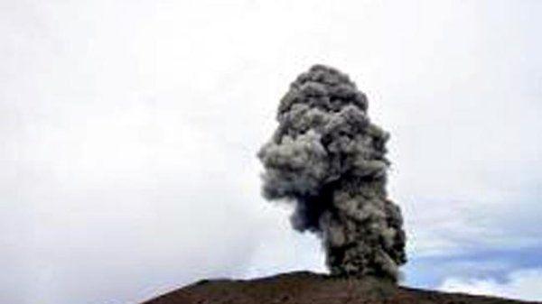 Gunung Slamet Meletus Tiap 80 Menit - Yahoo News Indonesia