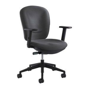 Safco 7205CH Safco Rae Series Synchro-Tilt Task Chair SAF7205CH SAF 7205CH