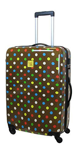 Candy Crush Cabin Bag Dots Large MultiColored One Size >>> You can find more details by visiting the image link.