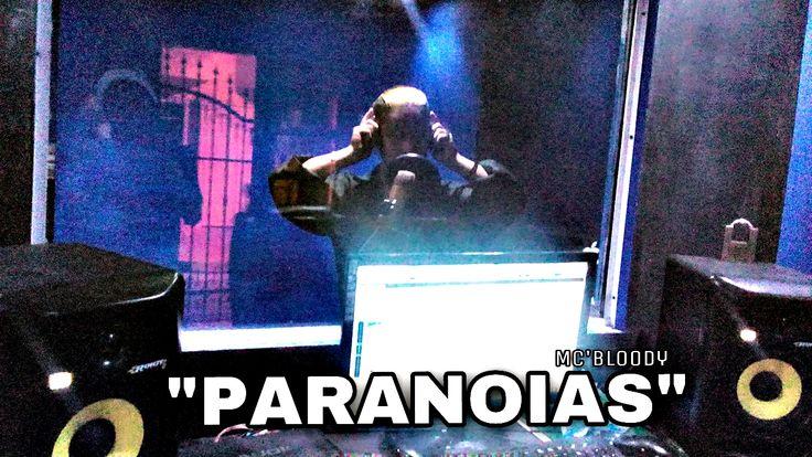 Paranoias | RAP | MC'Bloody ஜஜ  LEA LA DESCRIPCION DEL VIDEO  ஜஜ       ஜஜ Pagina de Facebook: http://ift.tt/2F7IHqG... Grupo de Facebook: http://ift.tt/2EgwBKj... ஜஜ Twitter: https://twitter.com/MC_Bloody_Rap?lan... ஜஜ Instagram: http://ift.tt/2F6FE22 ஜஜ Ask: http://ift.tt/2EfjQzH ஜஜ
