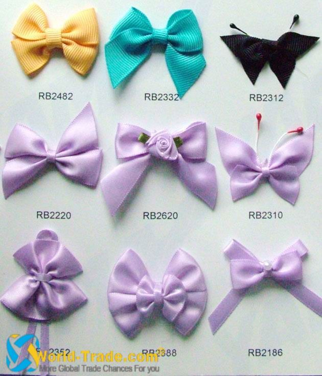 different styles of hair bows different types of bows ribbon type of ribbon 9734