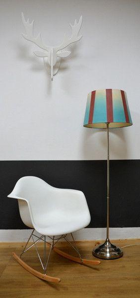 STOJĄCA LAMPA  - PatyNowy - Lampy podłogowe