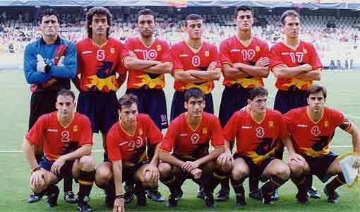Spain, Barcelona 1992 Olympic games