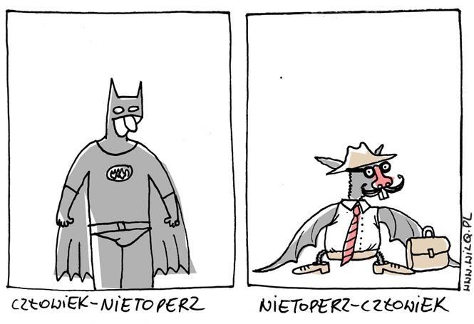 batman and manbat