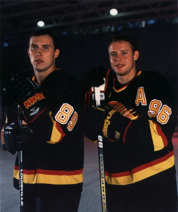 The Dynamic Duo | Vancouver Canucks