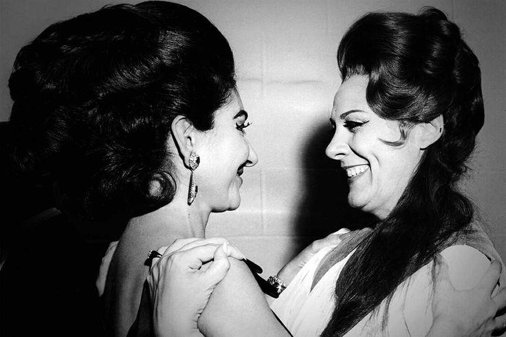 Callas and Tebaldi, 70 years ago the divine rivals at Arena of Verona – PAOLO CORSI
