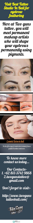 1000 ideas about makeup artist tattoo on pinterest for Eyebrow tattoo artist
