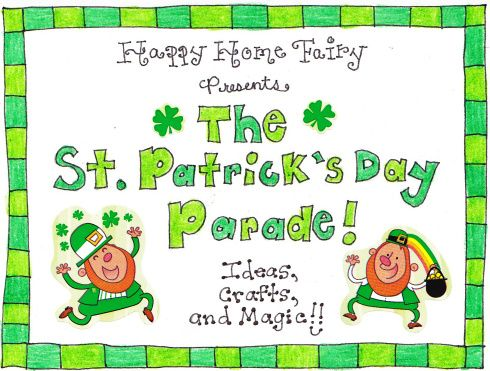 St. Patrick's Day Parade of Printables