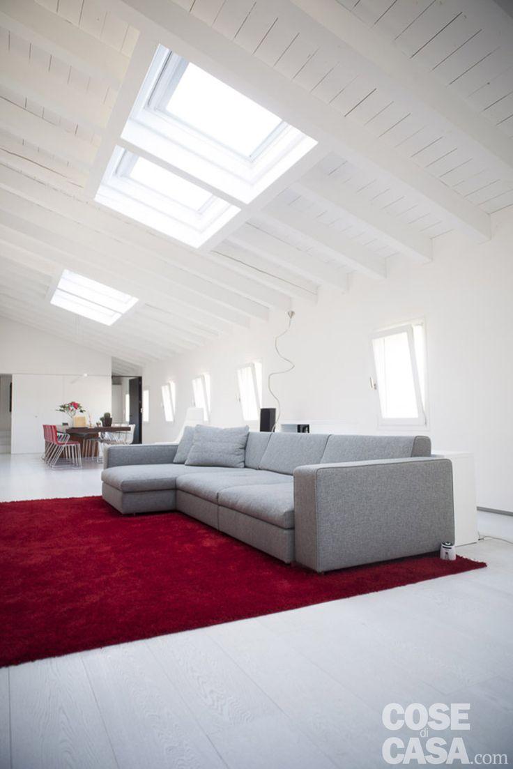 17 migliori idee su arredamento con divano grigio su for Canape yoko miliboo