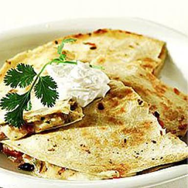 Wolfgang Puck: Cheese Quesadillas with Fresh Guacamole