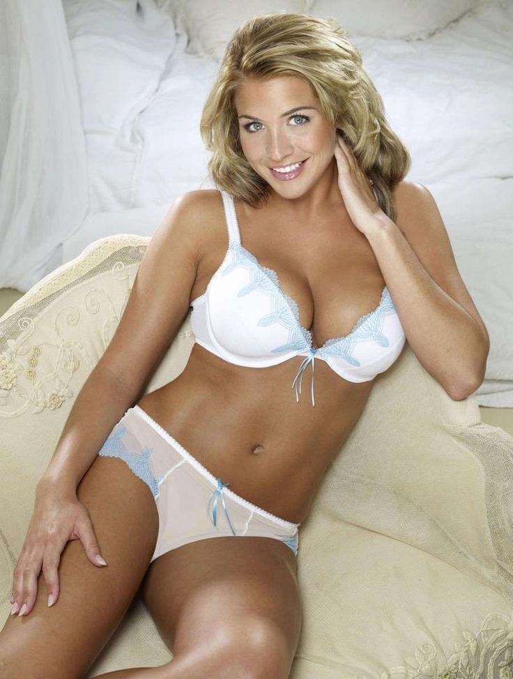 Near-Nude Gemma Atkinson - Hot Pics, Photos and Images