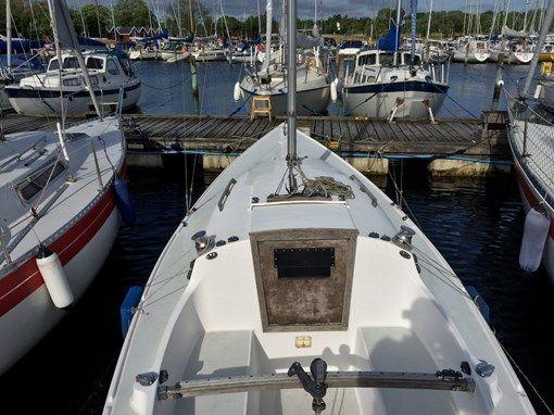 H Båd, 1983 - Brugt Sejlbåd Sælges