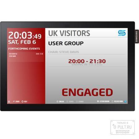 Samsung DB10E-POE  — 40340 руб. —  Панель Samsung DB10E-POE - LCD-дисплей диагональю 10 дюймов со встроенным медиаплеером SoC (System On Chip). Это первая профессиональная модель Samsung с малым размером экрана, предназначенная главным образом для различных решений Digital Signage. Малая диагональ позволяет использовать панель в ограниченном пространстве и местах, где важен небольшой размер. C помощью легкой в использовании платформы создания контента и высокого качества изображения дисплей…