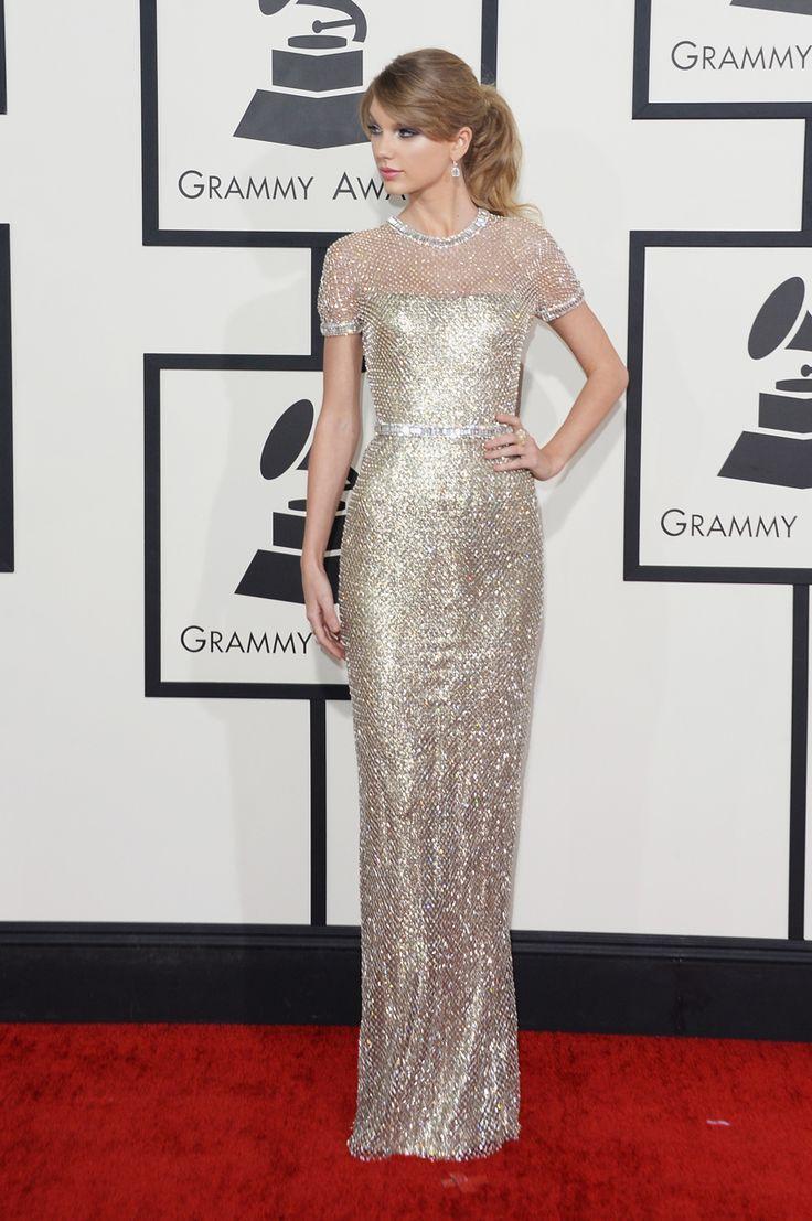 Best Dressed Grammys: Taylor Swift