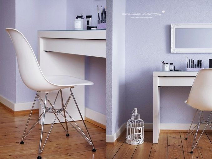 * Nicest Things: Nordic Style Bedroom Eames Chair