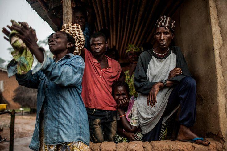 Pete Muller, Aug. 26, 2014. Sengema, Sierra Leone.