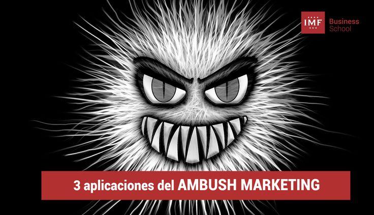 El ambush marketing está detrás de muchas estrategias creativas de marketing y publicidad descubre qué es y como funciona ésta moderna técnica.