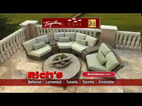 Video Rich S Blowout Clearance Sale On Patio Furniture