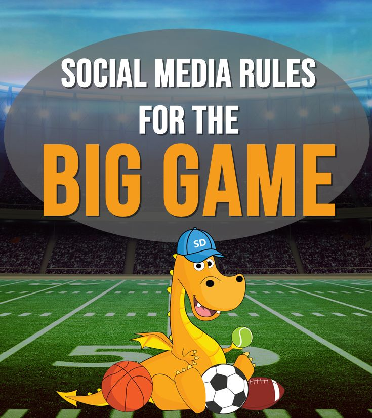 We'll break down the Social Media Rules for the Super Bowl so that you don't…