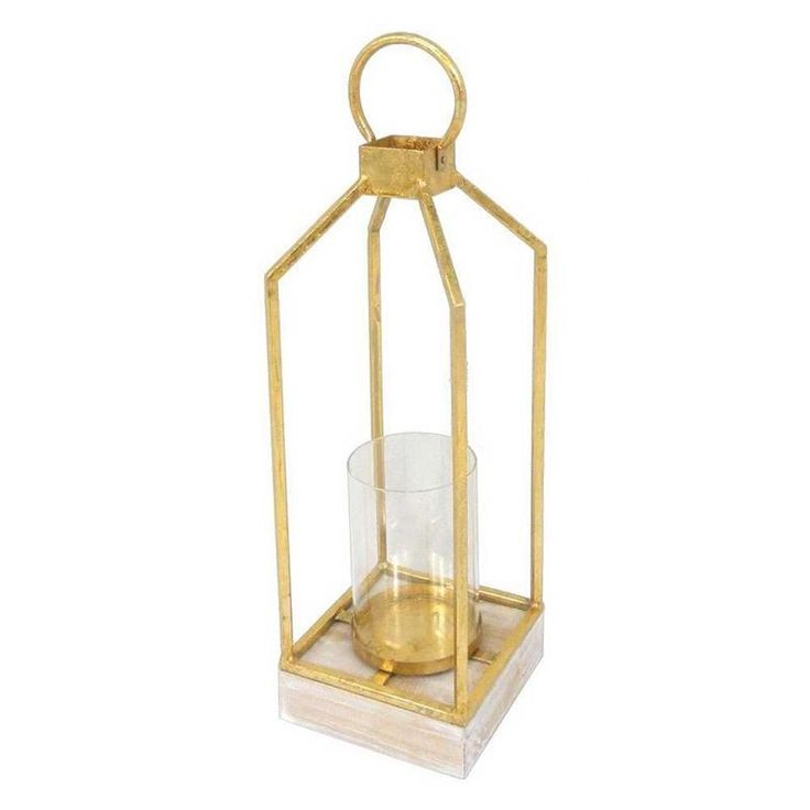 Metal Lantern - Lanterns - DECORATIONS - inart
