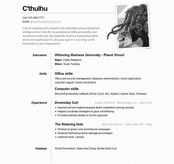 9 best 9 of the best free premium cv resume website templates