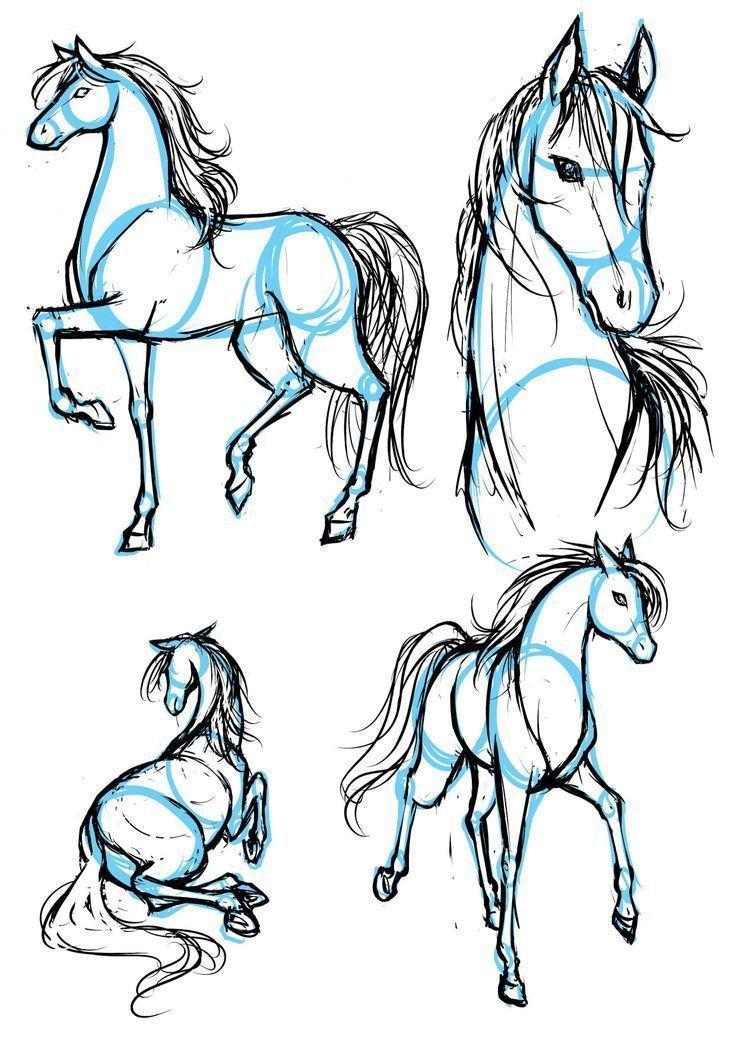 Zeichnen von Tieren in Manga