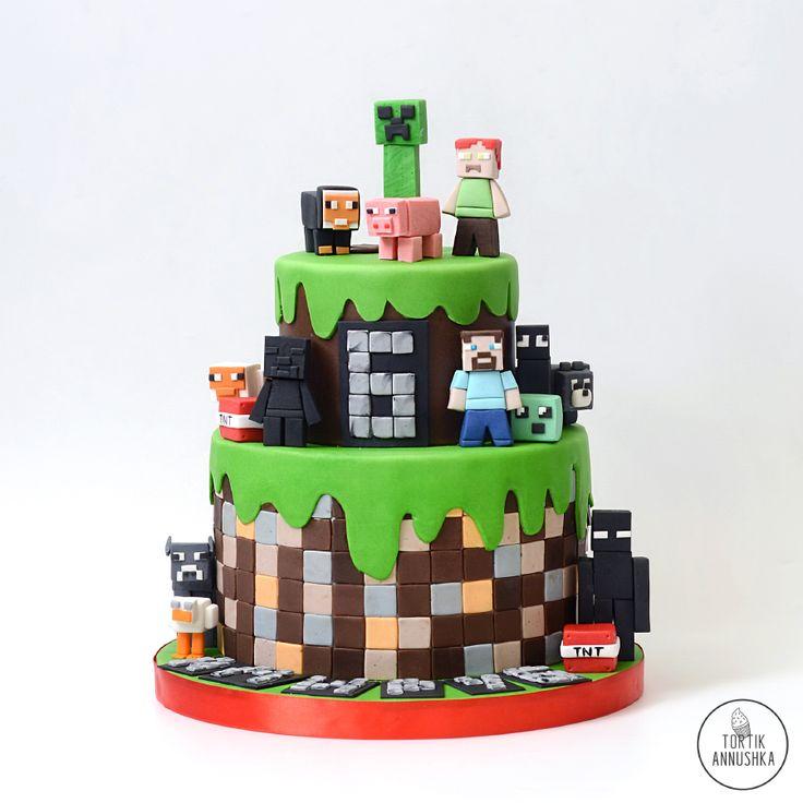 Best 25 Minecraft Ideas On Pinterest: 25+ Unique Minecraft Cupcakes Ideas On Pinterest
