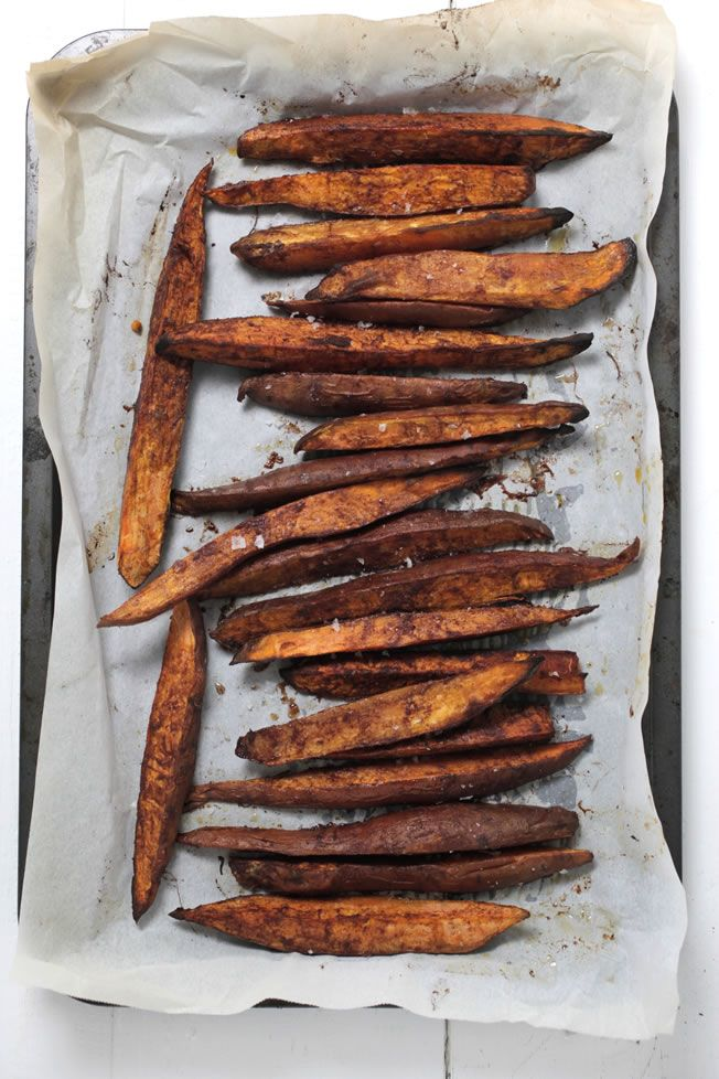 Cinnamon Roasted Sweet Potato : The Healthy Chef – Teresa Cutter