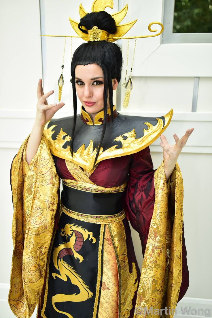 Azula (Avatar) #cosplay at Katsucon 2015 | Ph: Martin Wong