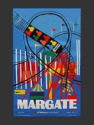 Margate Poster Edward Pond