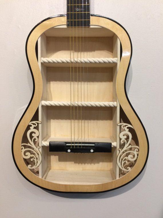 17 best ideas about guitar shelf on pinterest music for Acoustic guitar decoration