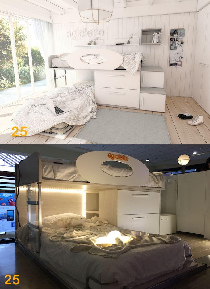 M s de 25 ideas incre bles sobre camas marineras en for Muebles juveniles zona norte