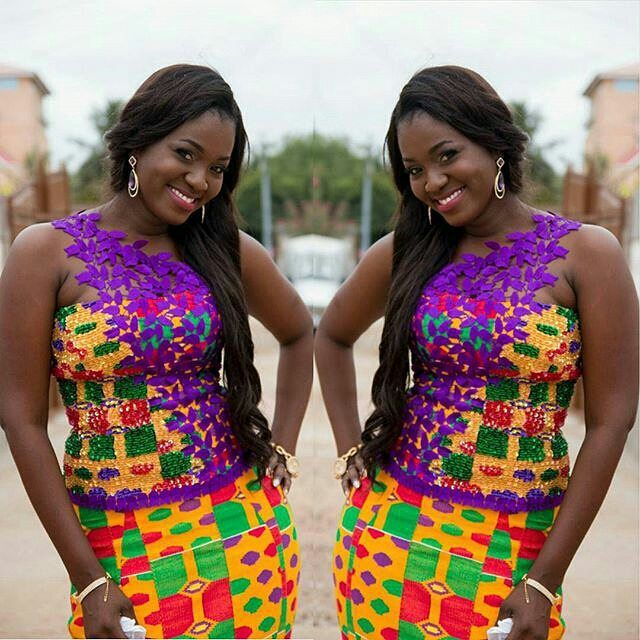 Ankara Styles 125 Kente Special: 2284 Best Images About African Dresses/ Head Wraps And