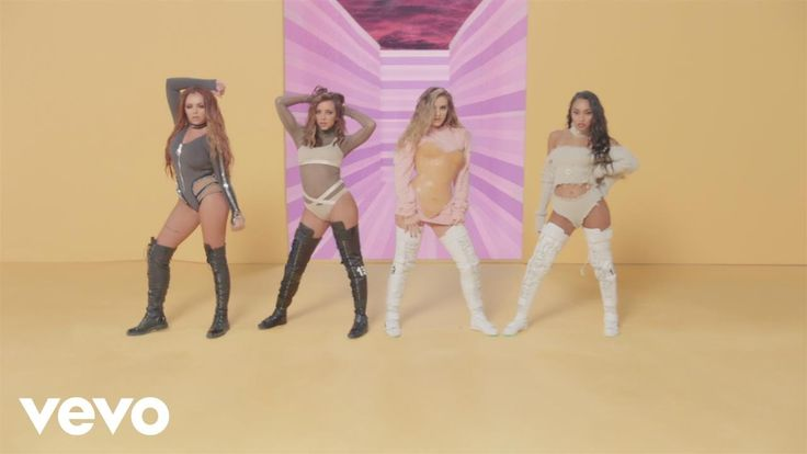 Music video by Little Mix performing Touch (Official Video). © 2017 Simco Limited under exclusive license to Sony Music Entertainment UK Limited